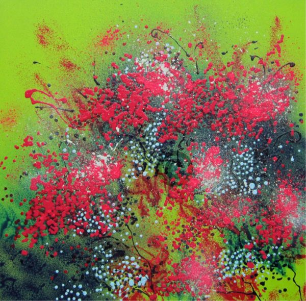 Blossom, Painting by Alce Harfield