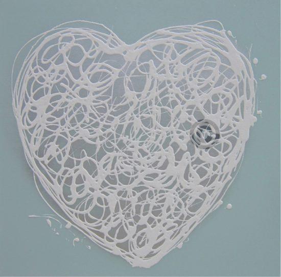 C1950 - Sparkle Heart