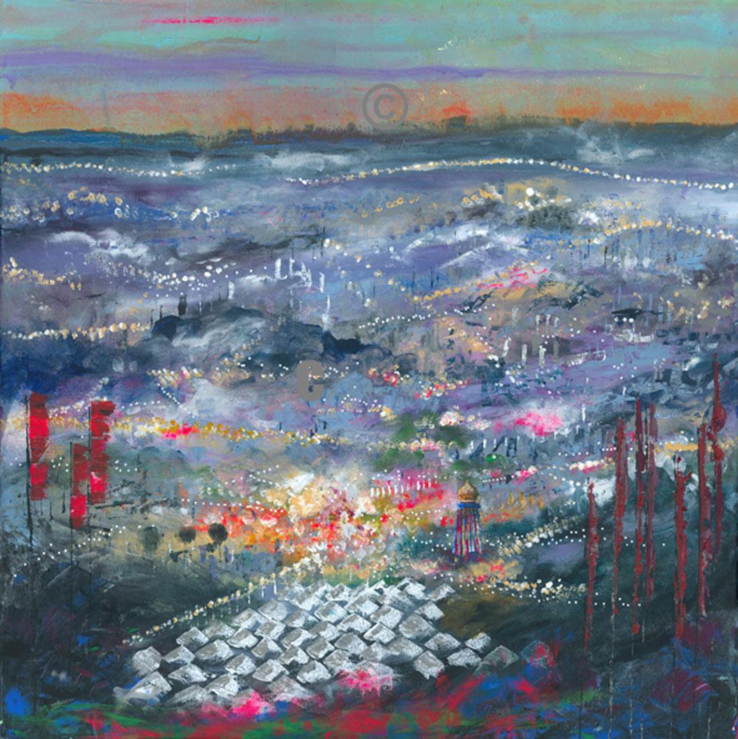Alce Harfield Fine Artist