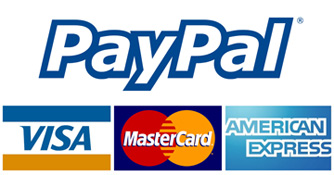 Paypal and Credit card services, artwork payments