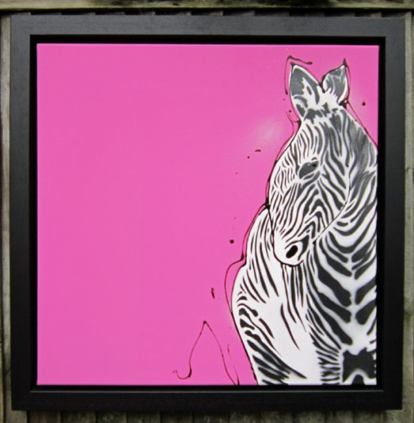 Wild Thing Painting by Alce Harfield