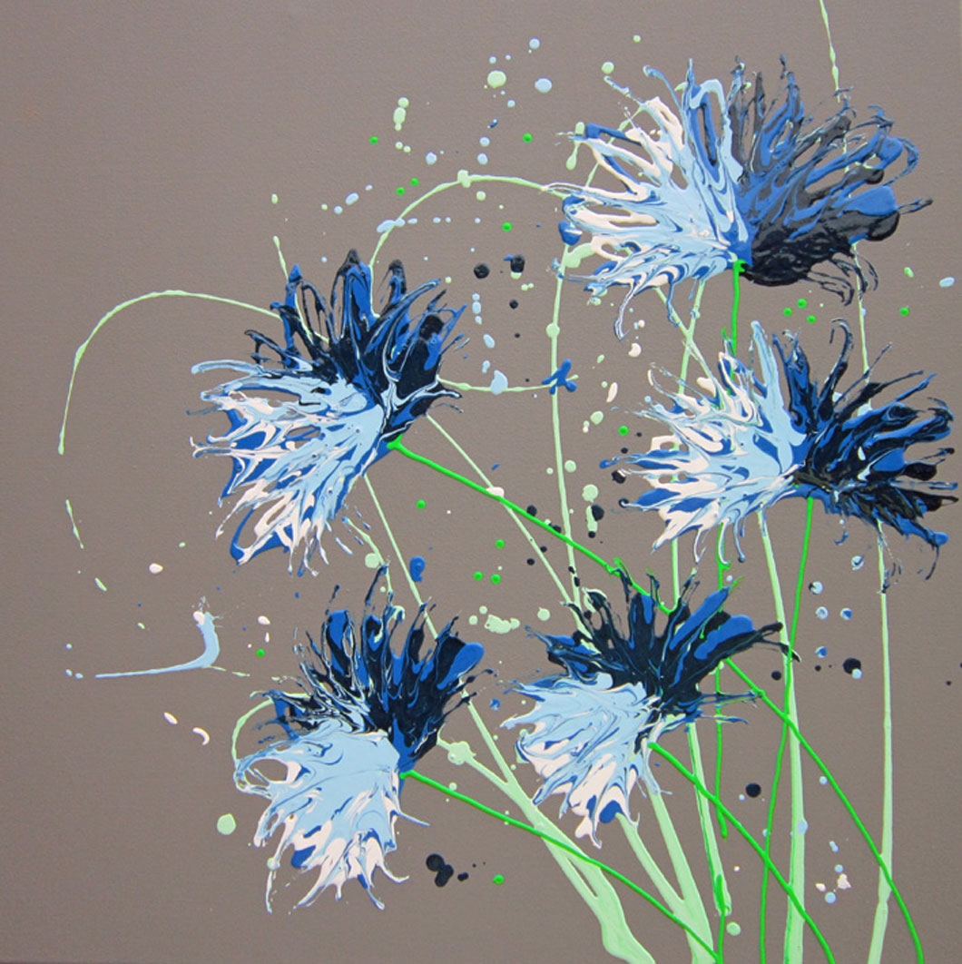 Cornflower picture by Alce Harfield