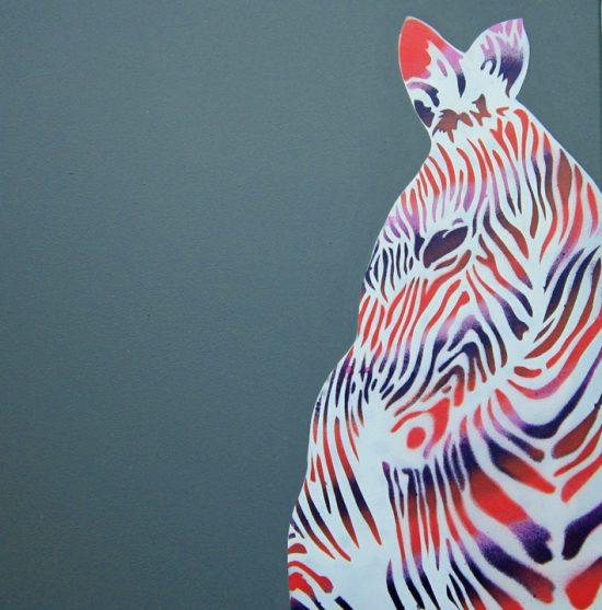 Alce Harfield painting c2012 - Jazz