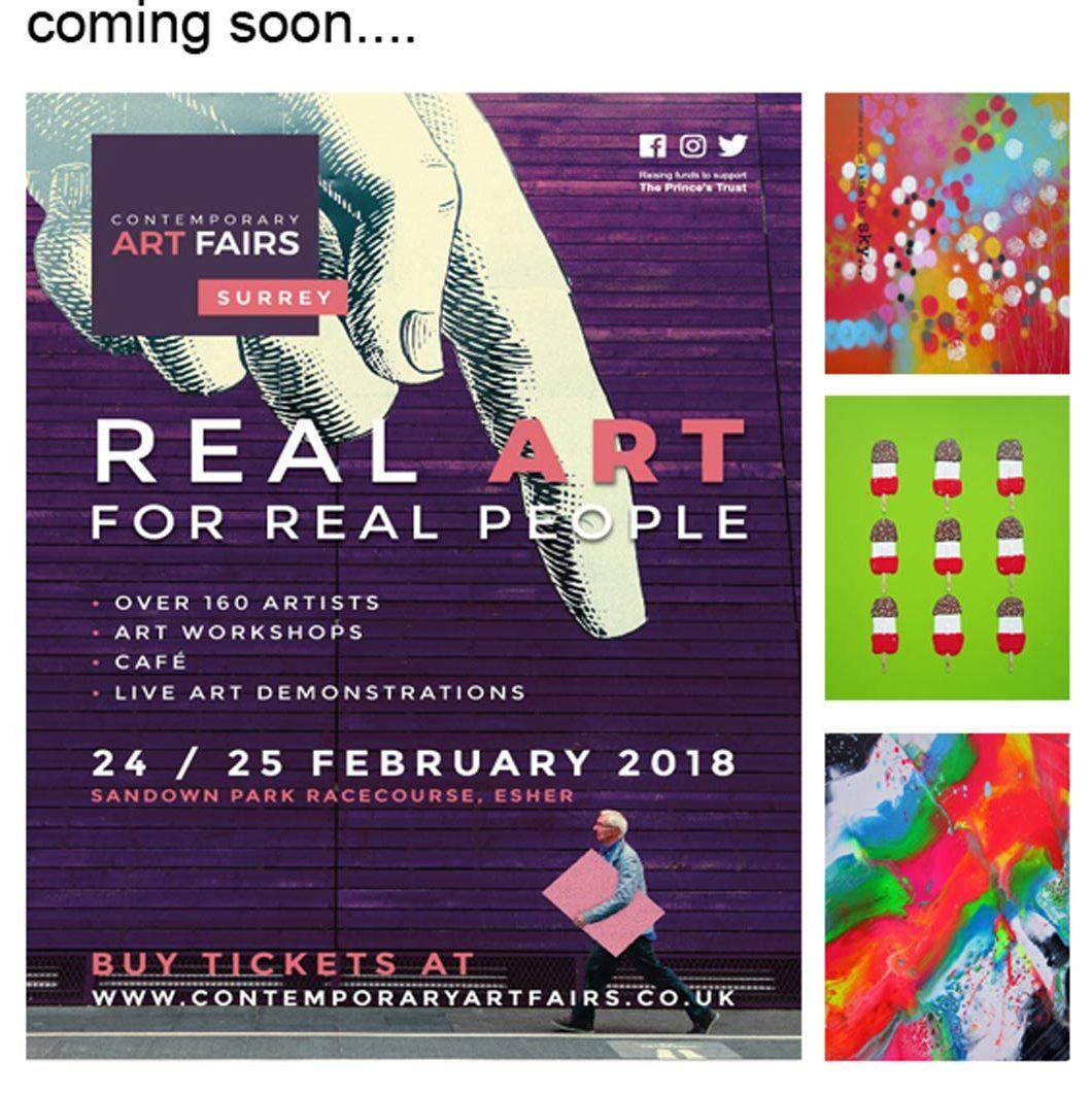 Real Art Fair Esher