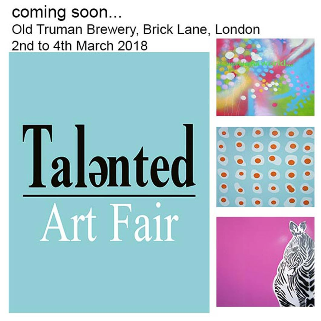 Talented Art Fair London