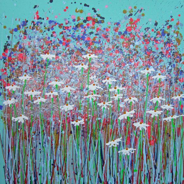 2093 Dancing daisies
