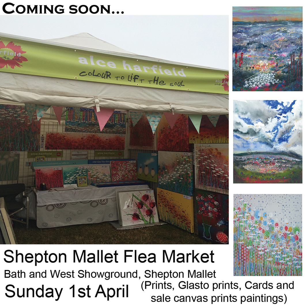 Shepton Mallet Flea Market, April 1st 2018