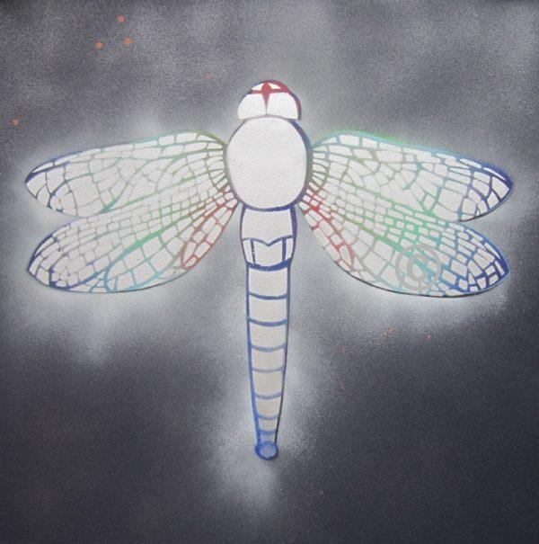 C2139 - Silver Flutter