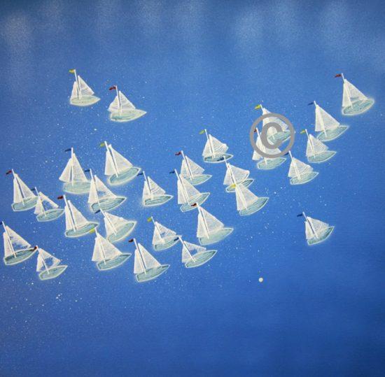 C2158 - Sail away