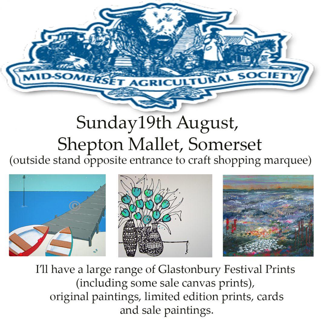 shepton craft show