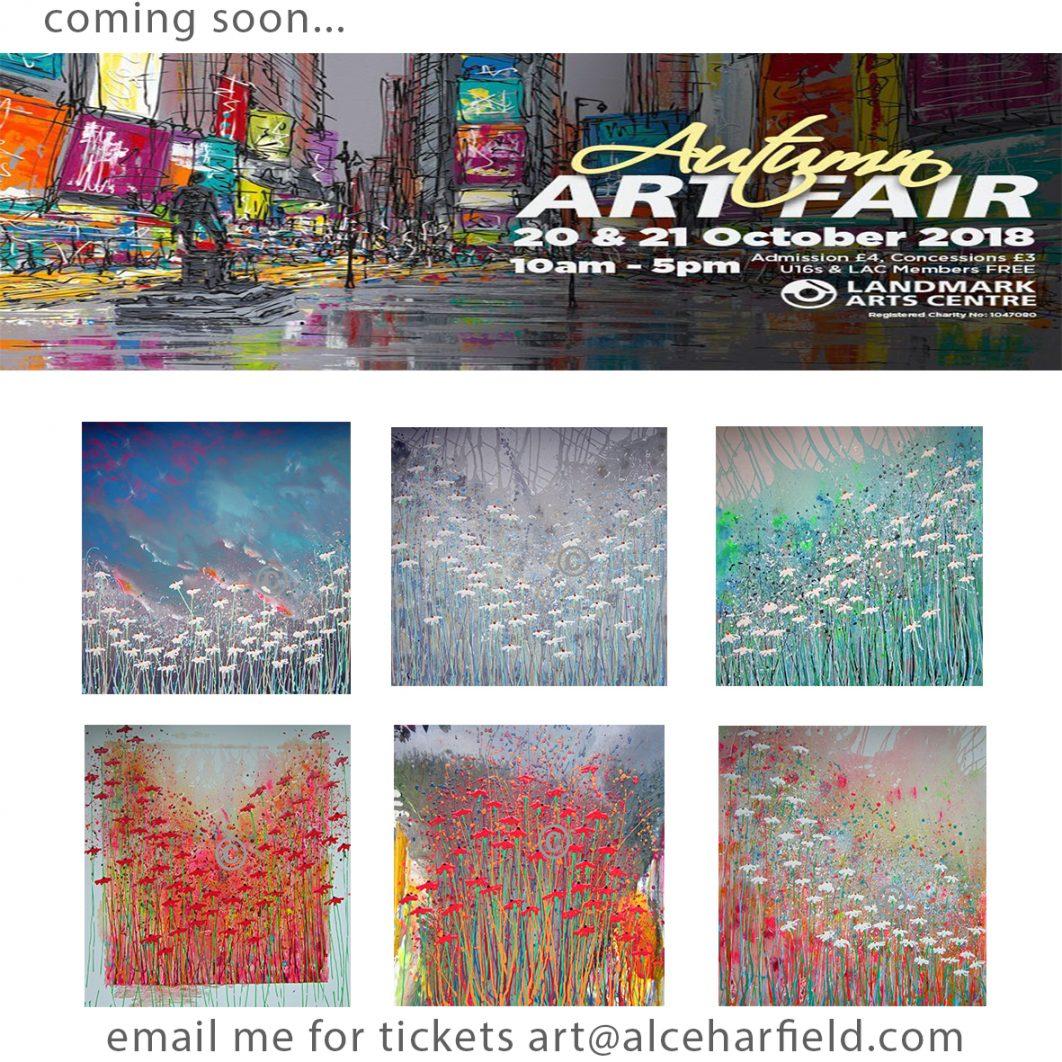 landmark new art fair