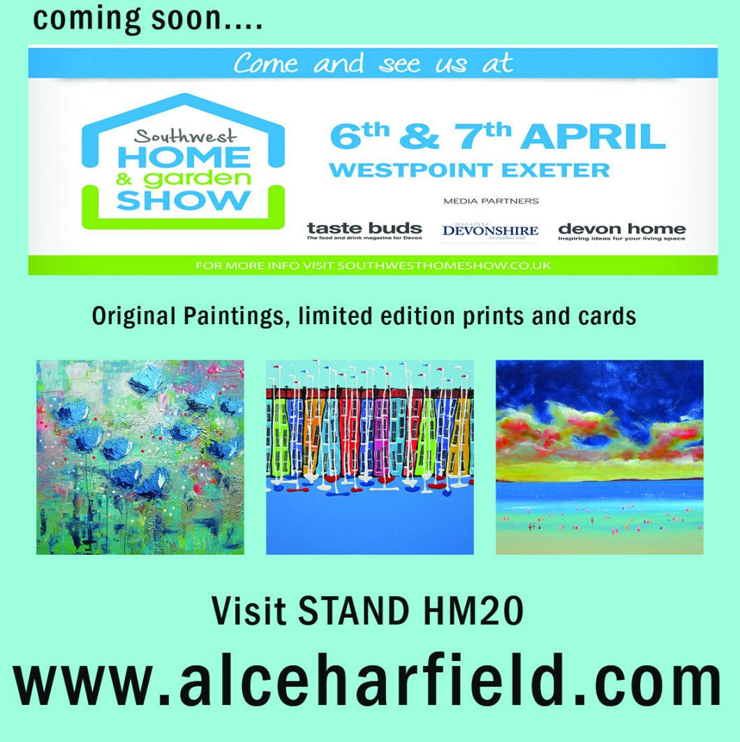 Home and garden show westpoint exeter
