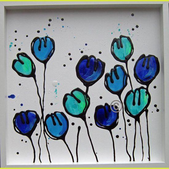 2261 Indigo Blue