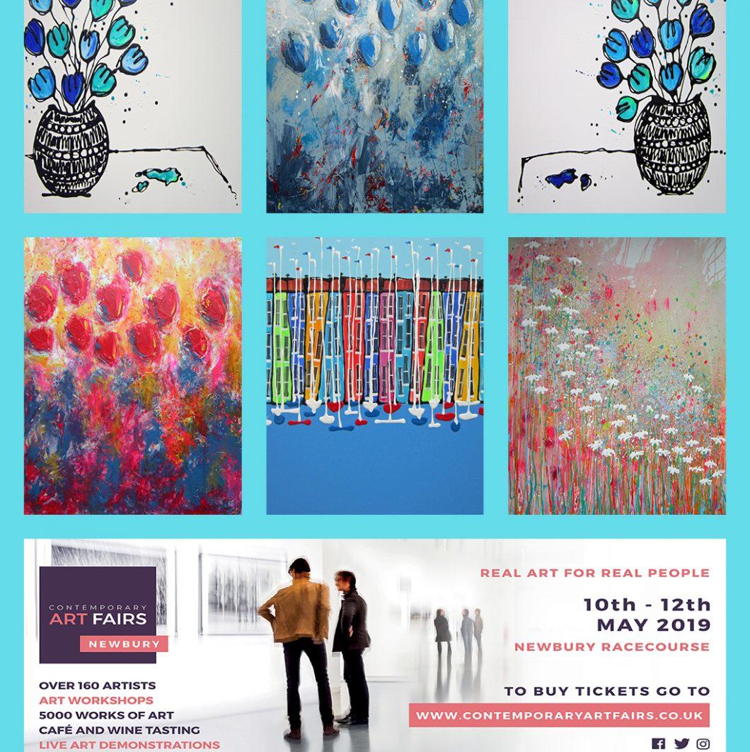 Newbury Art Show 10th May