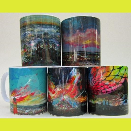 glastonbury mug set