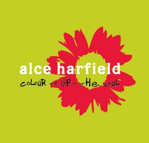 Alce Harfield logo. Events blog