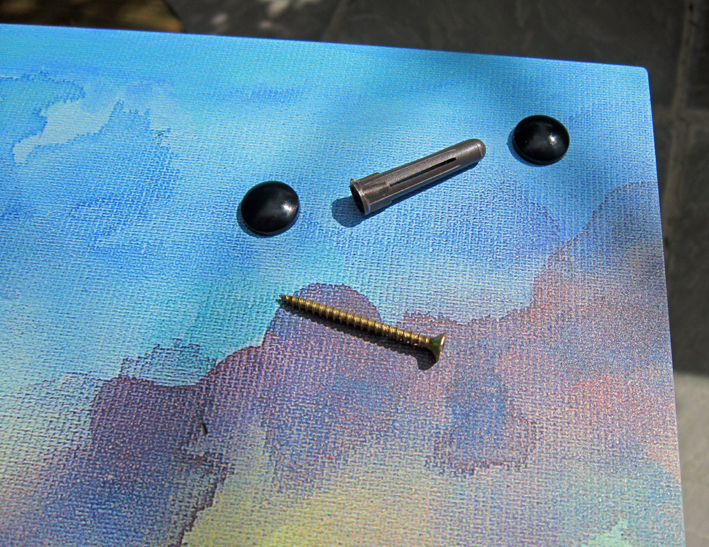 domed screws