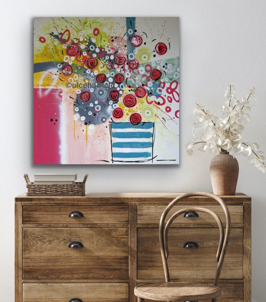 Painting fine art Alce Harfield 2 1