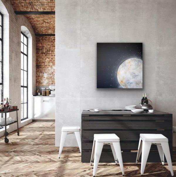 A Moon Kiss room