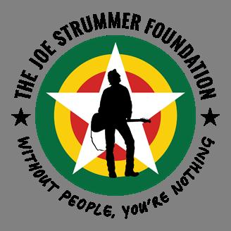 The Joe Strummer Foundation Logo